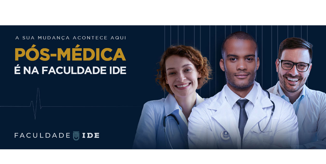Pós-Médica na IDE