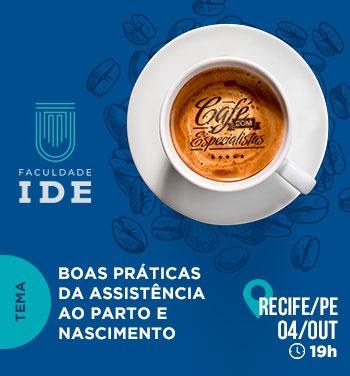 Café com Especialistas - Thaíse Torres - Boas Práticas da Assistência ao Parto e Nascimento