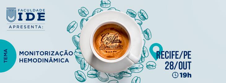 Café com Especialistas - Gabriel Gomes - Monitorização Hemodinâmica
