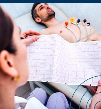 Eletrocardiograma: da execução à interpretação