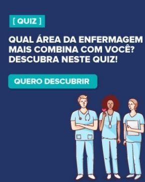 Qual área da Enfermagem mais combina com você? Descubra neste quiz!