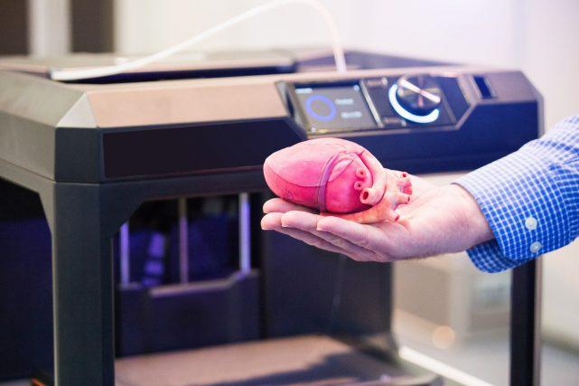 Tecnologia na saúde: veja como a impressão 3D está sendo utilizada na saúde