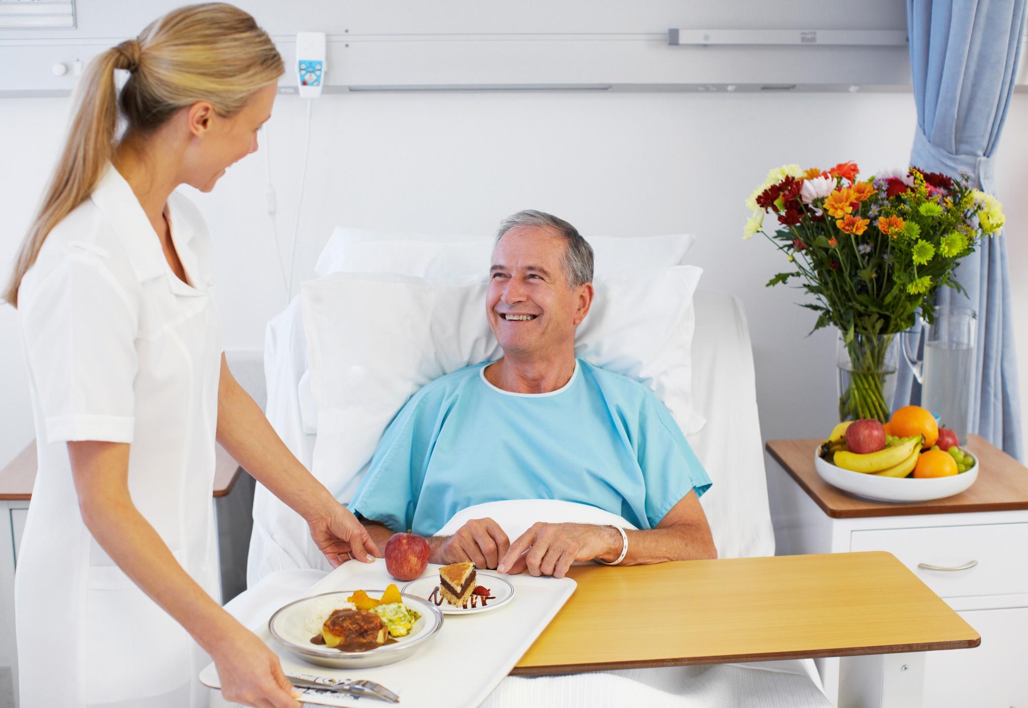 O que é a nutrição clínica hospitalar? Entenda seus benefícios