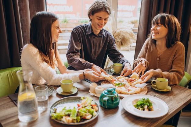 Pizza e saúde