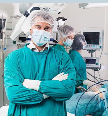 Enfermagem em Centro Cirúrgico, Recuperação Anestésica e Central de Material e Esterilização (CME)